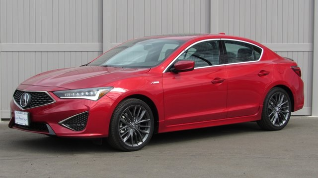 Pre-Owned 2019 Acura ILX Premium and A-SPEC Packages