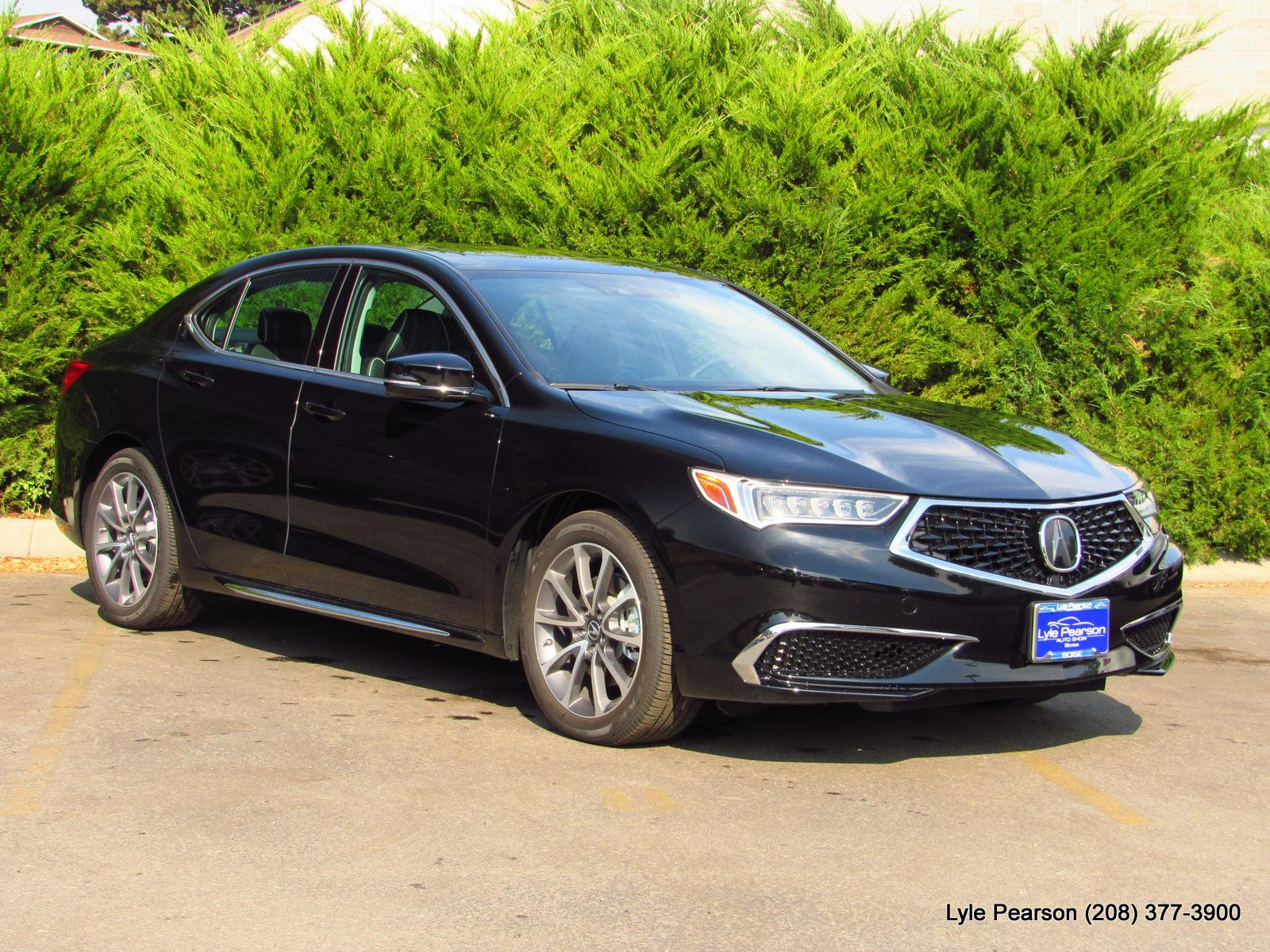 New 2019 Acura TLX 3 5 V 6 9 AT P AWS with Technology Package 4dr