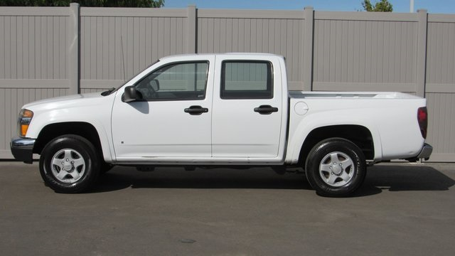 Pre-Owned 2007 GMC Canyon SLE1