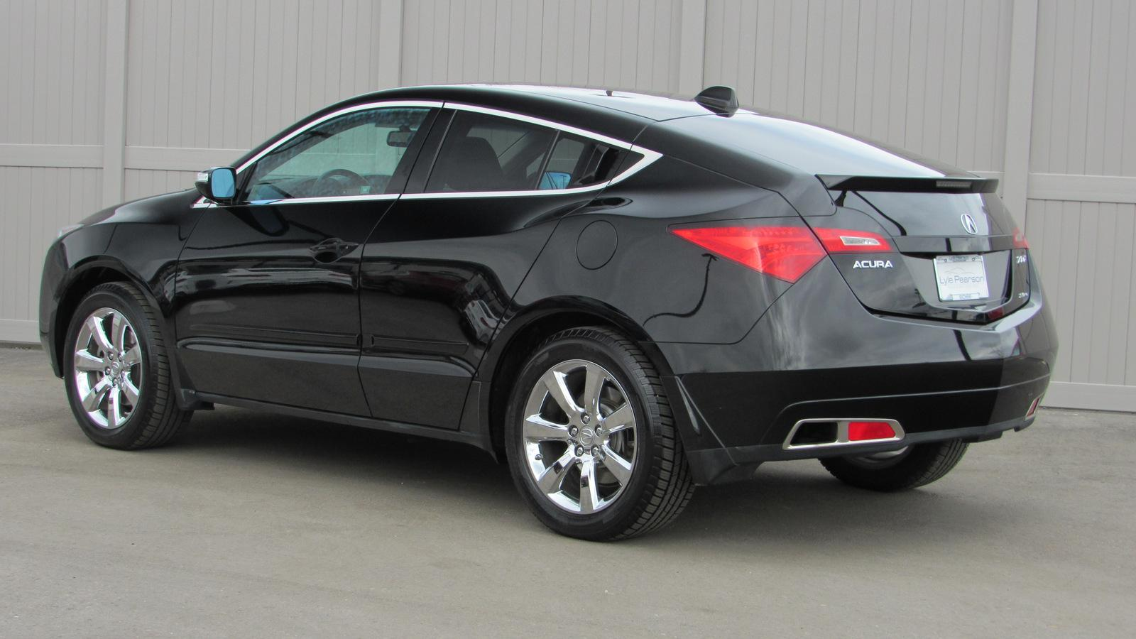 Pre-Owned 2012 Acura ZDX AWD 4dr Tech Pkg