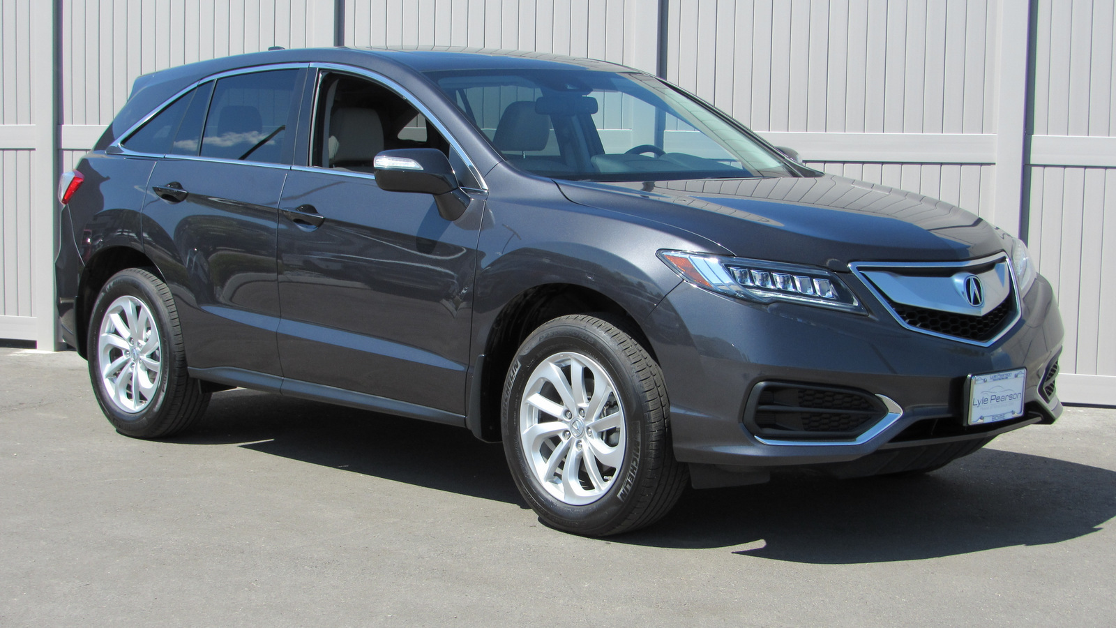 Certified Pre Owned 2016 Acura Rdx Awd With Technology And Acurawatch Plus Packages