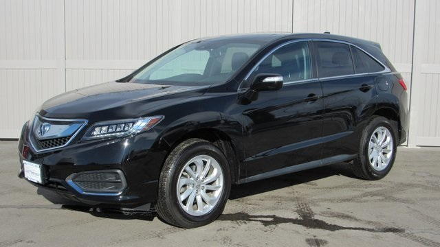 Certified Pre-Owned 2017 Acura RDX AWD with Technology and AcuraWatch Plus Packages