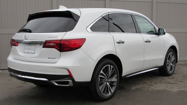 Certified Pre-Owned 2020 Acura MDX SH-AWD with Technology Package