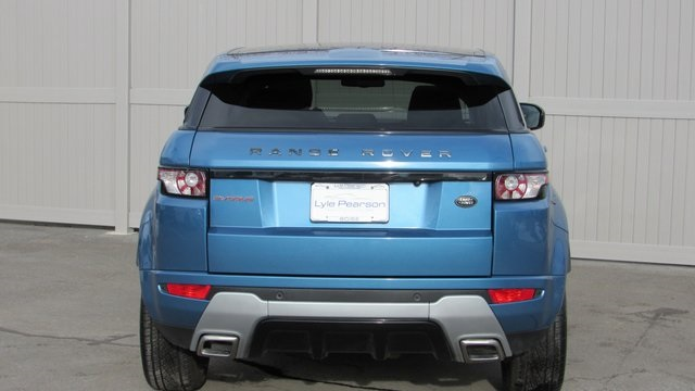 Pre-Owned 2013 Land Rover Range Rover Evoque Dynamic