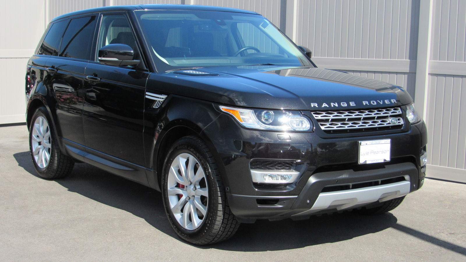 Pre-Owned 2015 Land Rover Range Rover Sport 4WD 4dr Supercharged