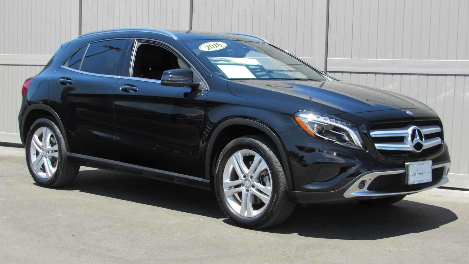 Pre-Owned 2016 Mercedes-Benz GLA 4MATIC® 4dr GLA 250
