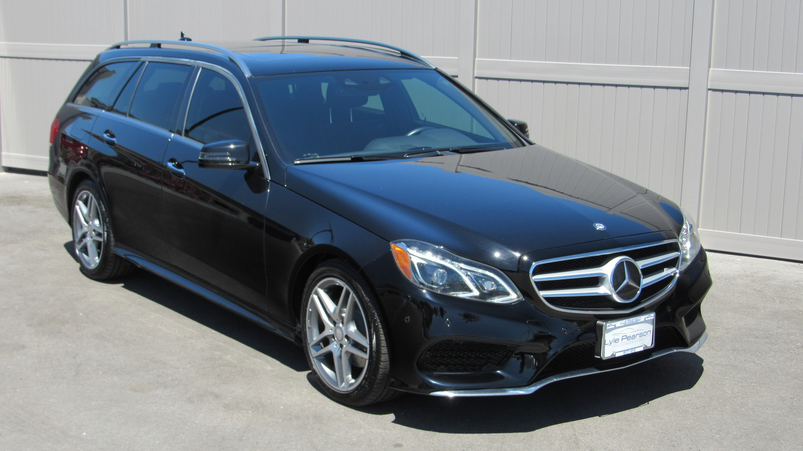 Pre-Owned 2016 Mercedes-Benz E-Class 4dr Wgn E 350 Sport 4MATIC®