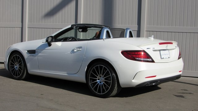 Pre-Owned 2017 Mercedes-Benz SLC SLC 43 AMG®