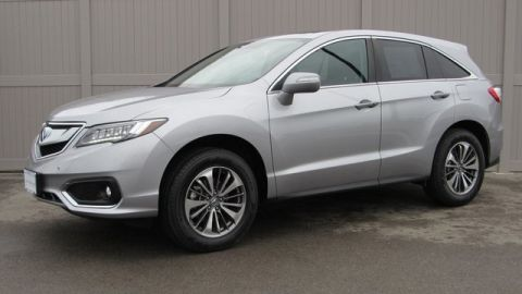 Certified Pre-Owned 2017 Acura RDX AWD with Advance Package