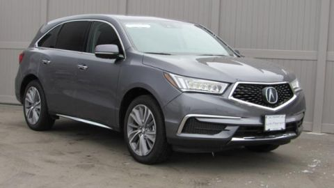 Pre-Owned 2018 Acura MDX SH-AWD w/Technology/Entertainment P