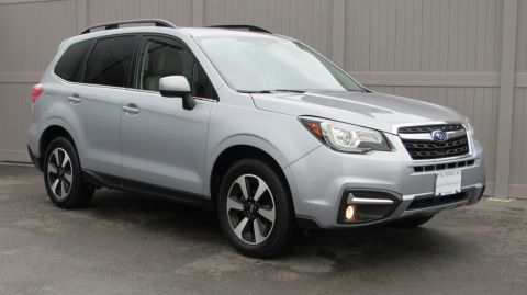 Pre-Owned 2018 Subaru Forester 2.5i Limited CVT