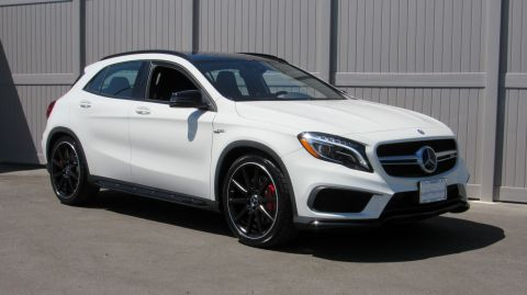 Pre-Owned 2016 Mercedes-Benz GLA 4MATIC 4dr AMG® GLA 45