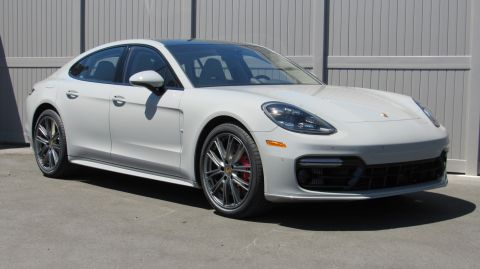 Pre-Owned 2018 Porsche Panamera Turbo AWD
