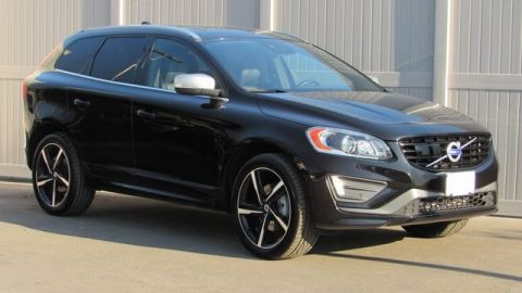 Pre-Owned 2016 Volvo XC60 T6 Drive-E R-Design Platinum